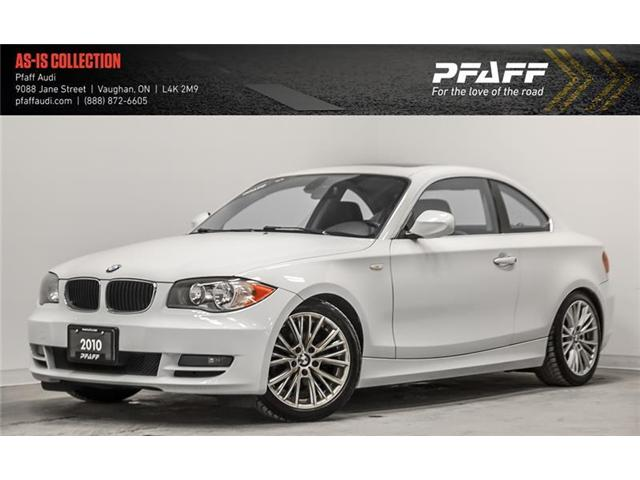 2010 BMW 128i  (Stk: T16122A) in Vaughan - Image 1 of 20
