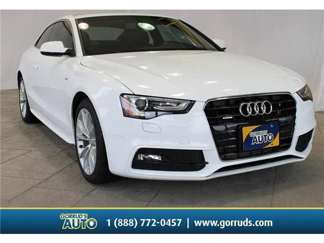 2016 Audi A5  (Stk: 003677) in Milton - Image 1 of 37