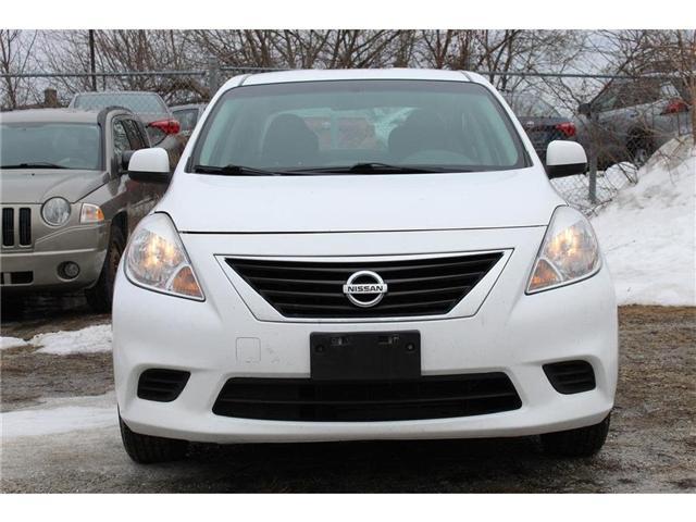 2013 Nissan Versa S (Stk: 842167) in Milton - Image 2 of 13