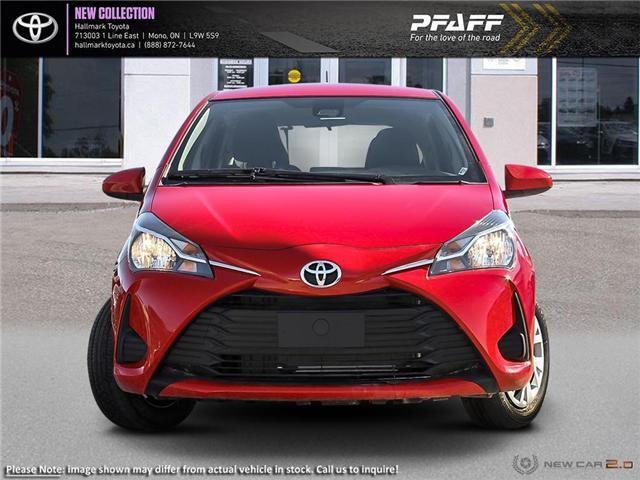 2019 Toyota Yaris 5 Dr LE Htbk 4A (Stk: H19275) in Orangeville - Image 2 of 24