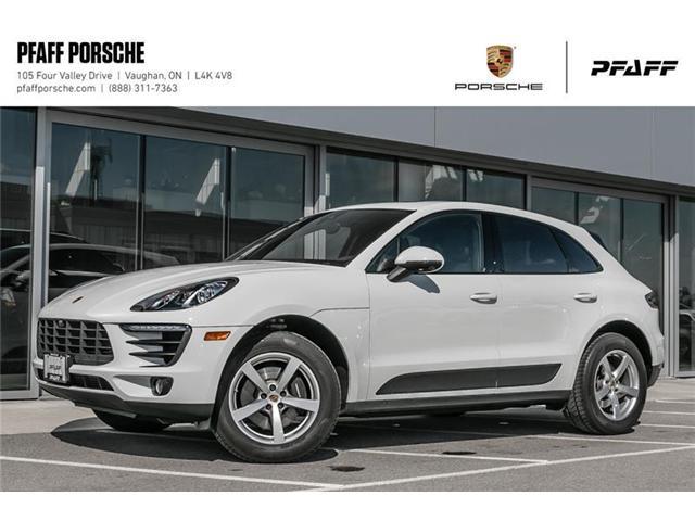 2018 Porsche Macan  (Stk: P12864) in Vaughan - Image 1 of 22