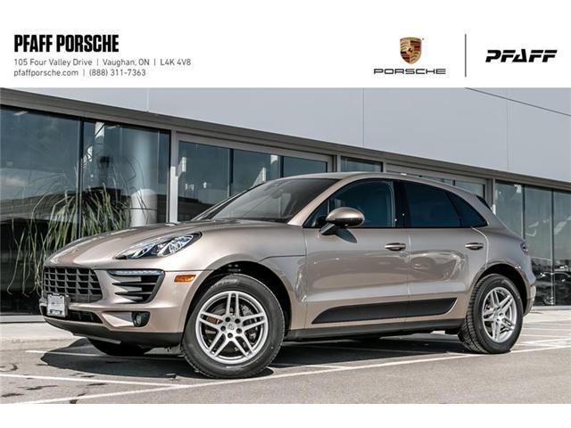 2017 Porsche Macan  (Stk: P11461) in Vaughan - Image 1 of 22