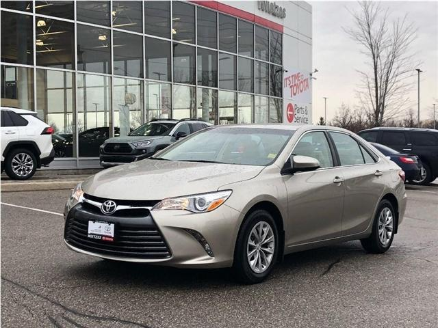 2015 Toyota Camry LE (Stk: U2351) in Vaughan - Image 1 of 21