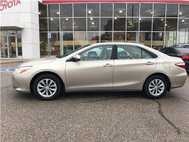 2015 Toyota Camry LE (Stk: U2351) in Vaughan - Image 2 of 21