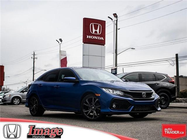 2017 Honda Civic Sport (Stk: OE4256) in Hamilton - Image 1 of 19