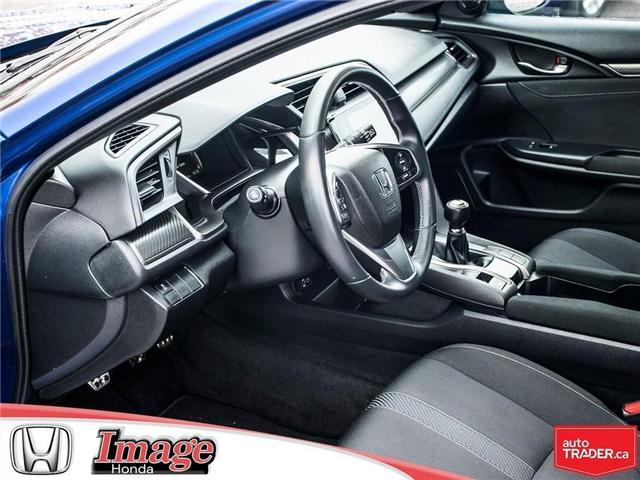 2017 Honda Civic Sport (Stk: OE4256) in Hamilton - Image 10 of 19