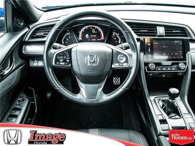 2017 Honda Civic Sport (Stk: OE4256) in Hamilton - Image 14 of 19