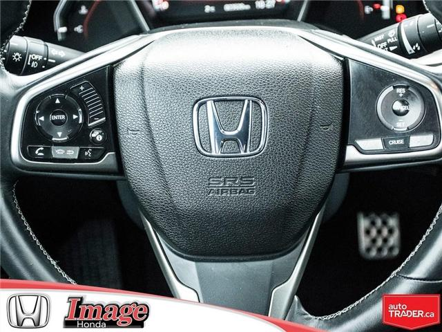 2017 Honda Civic Sport (Stk: OE4256) in Hamilton - Image 15 of 19