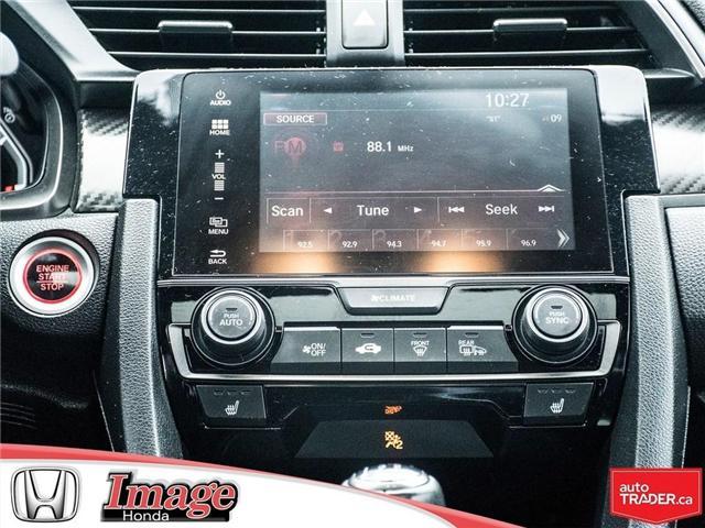 2017 Honda Civic Sport (Stk: OE4256) in Hamilton - Image 16 of 19