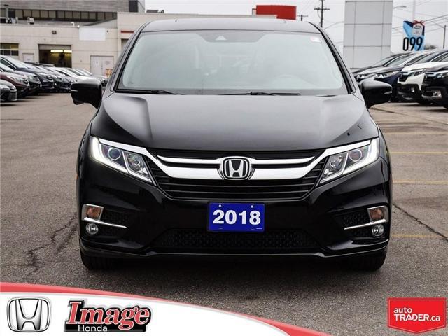 2018 Honda Odyssey EX-L (Stk: OE4240) in Hamilton - Image 2 of 19