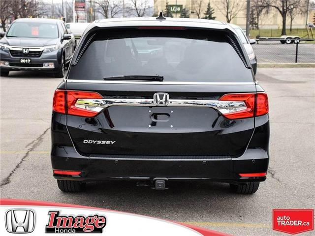 2018 Honda Odyssey EX-L (Stk: OE4240) in Hamilton - Image 5 of 19