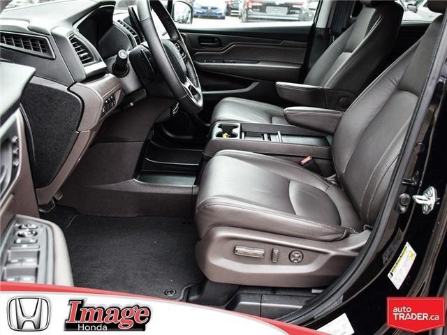 2018 Honda Odyssey EX-L (Stk: OE4240) in Hamilton - Image 11 of 19