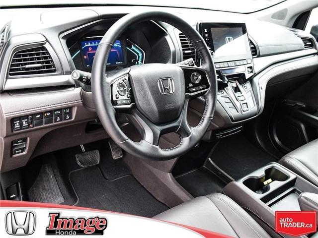 2018 Honda Odyssey EX-L (Stk: OE4240) in Hamilton - Image 12 of 19