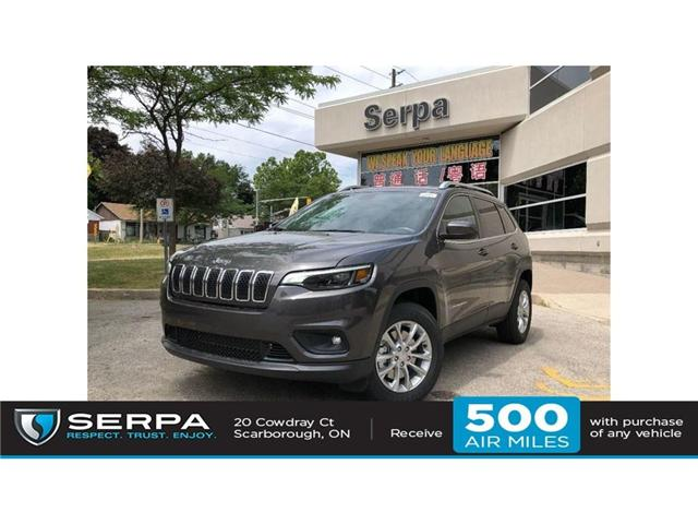 2019 Jeep Cherokee North (Stk: 194014) in Toronto - Image 1 of 18