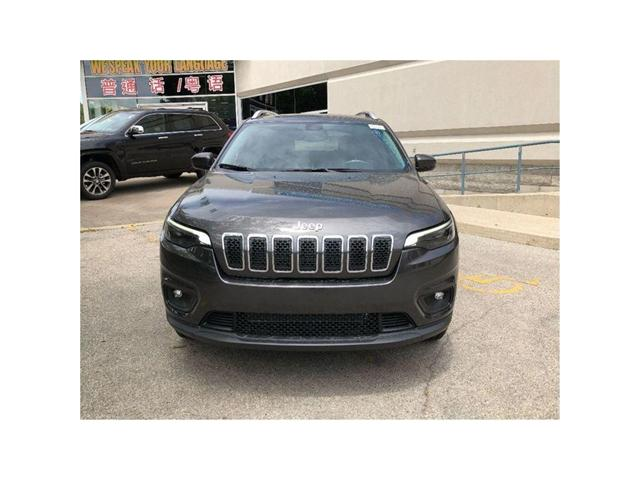 2019 Jeep Cherokee North (Stk: 194014) in Toronto - Image 8 of 18