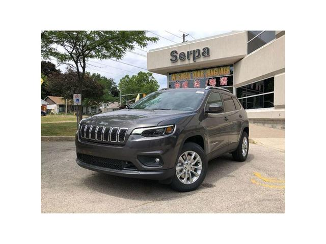 2019 Jeep Cherokee North (Stk: 194014) in Toronto - Image 9 of 18
