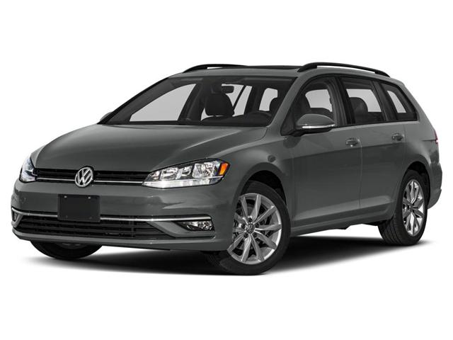 2019 Volkswagen Golf SportWagen 1.8 TSI Execline (Stk: VWUF3617) in Richmond - Image 1 of 9