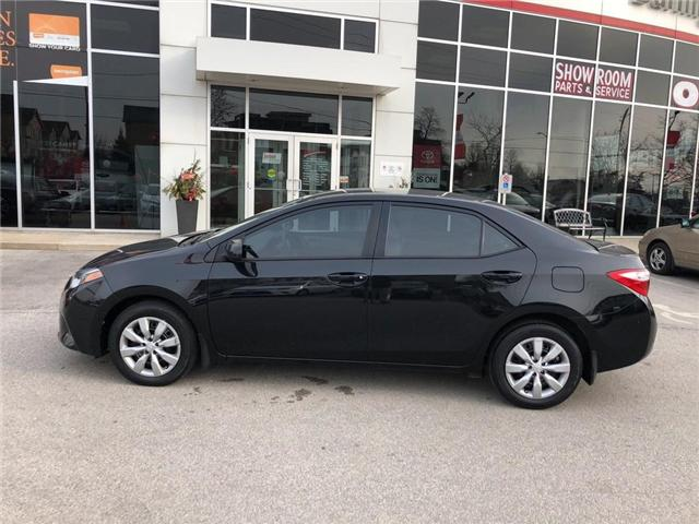 2015 Toyota Corolla  (Stk: U10485) in Burlington - Image 2 of 18