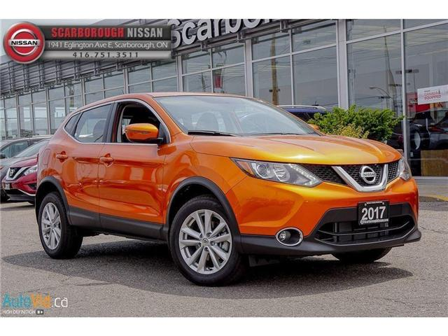 2017 Nissan Qashqai  (Stk: D17049) in Scarborough - Image 1 of 22