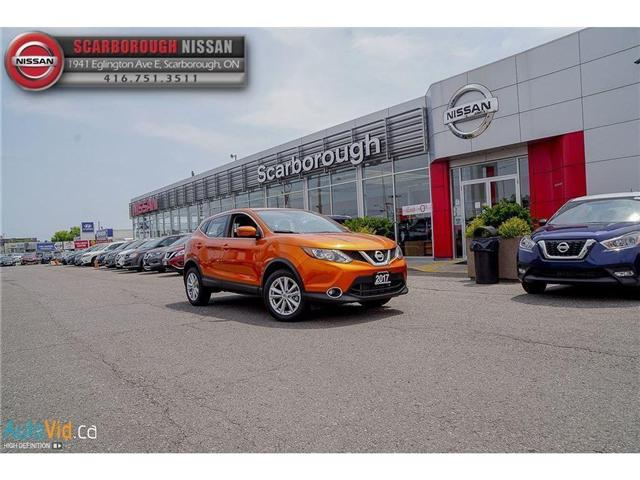 2017 Nissan Qashqai  (Stk: D17049) in Scarborough - Image 2 of 22