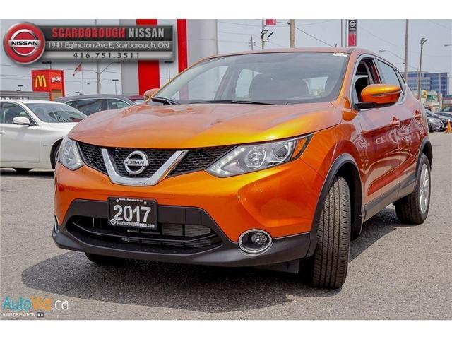 2017 Nissan Qashqai  (Stk: D17049) in Scarborough - Image 8 of 22