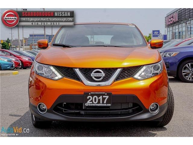 2017 Nissan Qashqai  (Stk: D17049) in Scarborough - Image 9 of 22