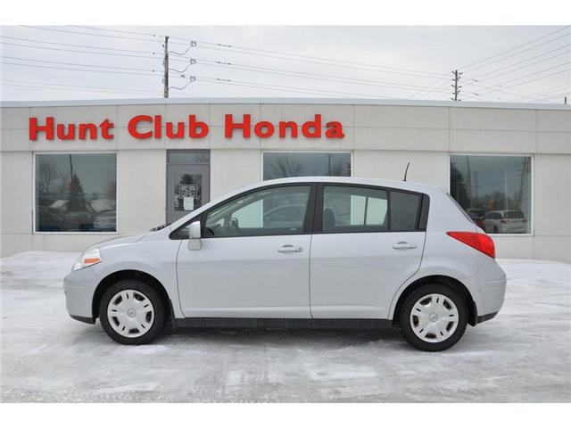 2010 Nissan Versa  (Stk: 7011A) in Gloucester - Image 1 of 18