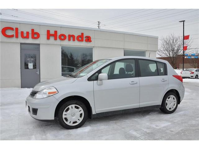 2010 Nissan Versa  (Stk: 7011A) in Gloucester - Image 2 of 18