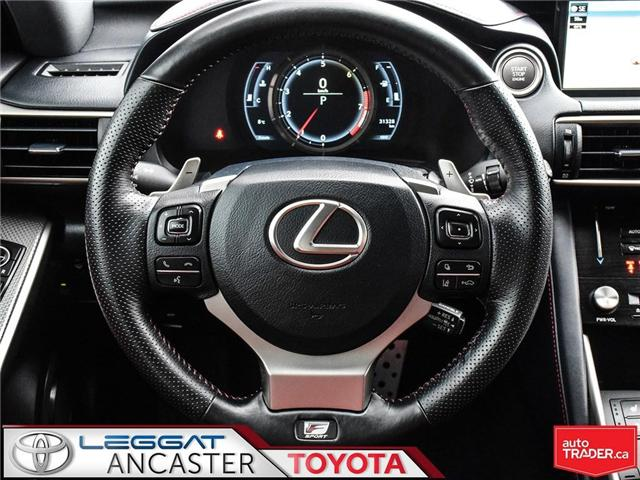 2017 Lexus IS 300 Base (Stk: C101) in Ancaster - Image 16 of 25