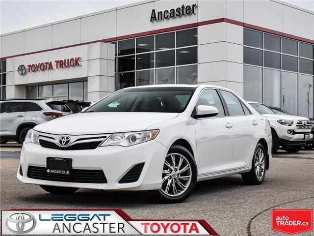 2014 Toyota Camry LE (Stk: 3793) in Ancaster - Image 1 of 22