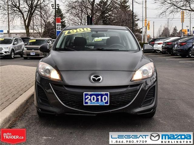 2010 Mazda Mazda3 GX- Automatic, A/C, Power Group (Stk: 1772) in Burlington - Image 2 of 21
