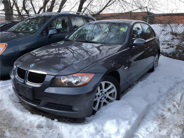 2008 BMW 323i  (Stk: W0082A) in Burlington - Image 1 of 3