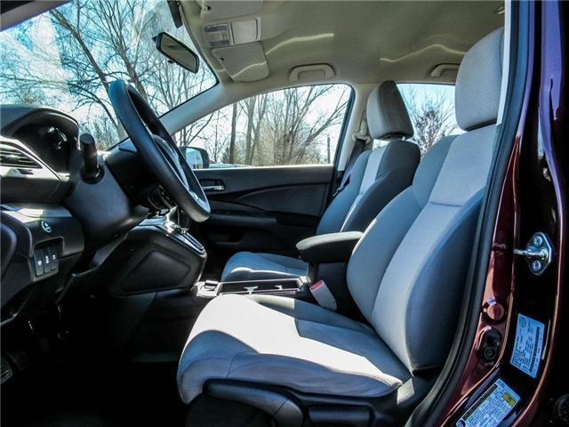 2016 Honda CR-V SE (Stk: 3255) in Milton - Image 10 of 25