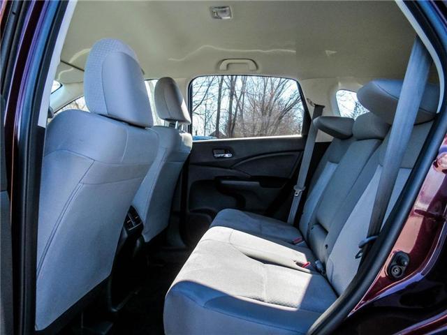 2016 Honda CR-V SE (Stk: 3255) in Milton - Image 11 of 25
