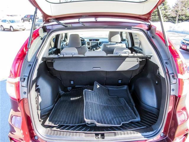2016 Honda CR-V SE (Stk: 3255) in Milton - Image 16 of 25