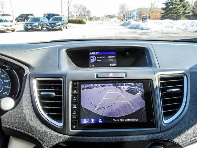 2016 Honda CR-V SE (Stk: 3255) in Milton - Image 22 of 25