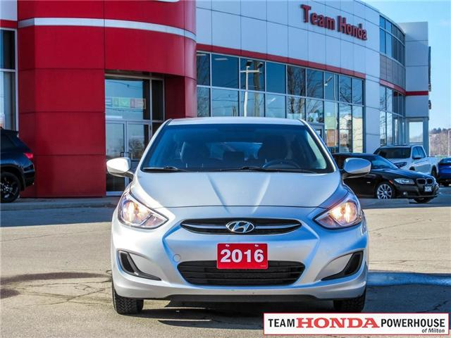 2016 Hyundai Accent GL (Stk: 19411A) in Milton - Image 1 of 17