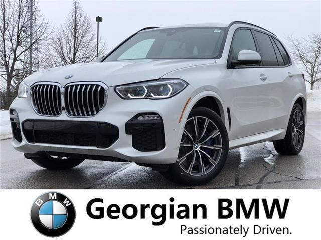 2019 BMW X5 xDrive40i (Stk: B19083) in Barrie - Image 1 of 22