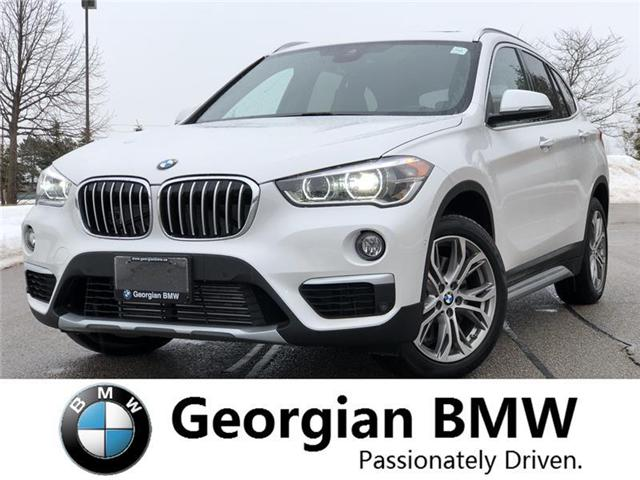 2019 BMW X1 xDrive28i (Stk: B19099) in Barrie - Image 1 of 18