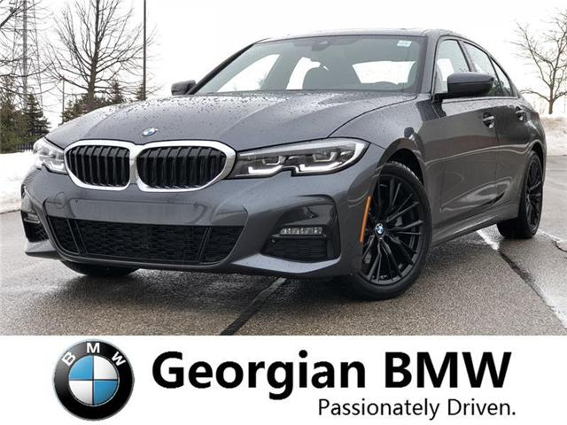 2019 BMW 330i xDrive (Stk: B19125) in Barrie - Image 1 of 19