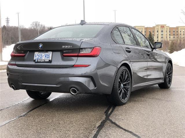 2019 BMW 330i xDrive (Stk: B19125) in Barrie - Image 8 of 19