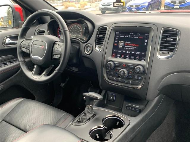 2018 Dodge Durango R/T (Stk: 3929) in Burlington - Image 17 of 30
