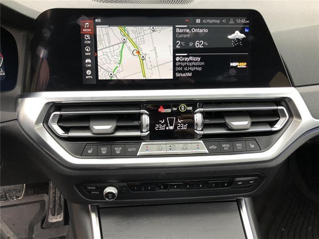 2019 BMW 330i xDrive (Stk: B19125) in Barrie - Image 13 of 19