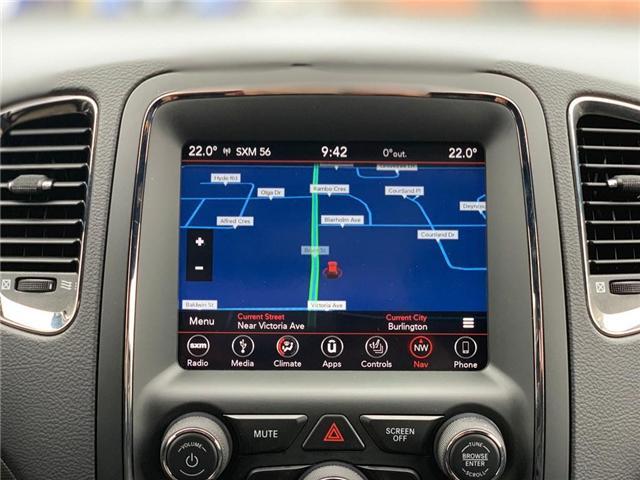 2018 Dodge Durango R/T (Stk: 3929) in Burlington - Image 26 of 30