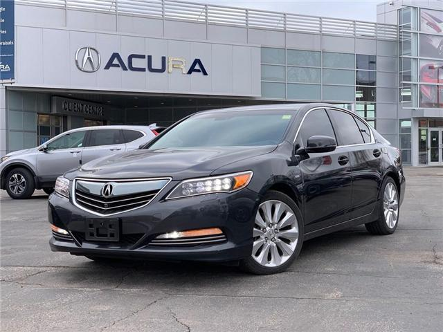 2015 Acura RLX Sport Hybrid Base (Stk: D370) in Burlington - Image 1 of 30