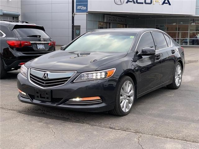 2015 Acura RLX Sport Hybrid Base (Stk: D370) in Burlington - Image 2 of 30