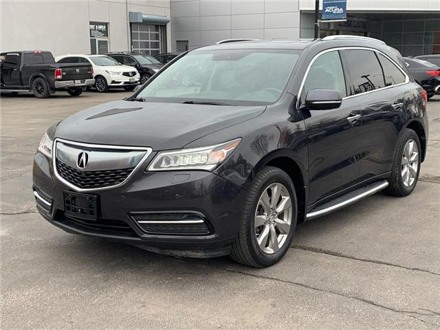 2015 Acura MDX Elite Package (Stk: D394) in Burlington - Image 2 of 30