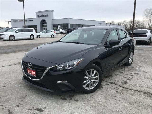 2016 Mazda Mazda3 GS (Stk: 23844S) in Newmarket - Image 1 of 18
