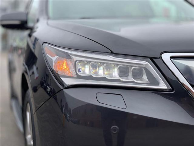 2015 Acura MDX Elite Package (Stk: D394) in Burlington - Image 12 of 30