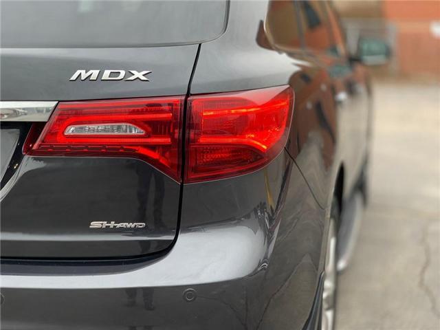2015 Acura MDX Elite Package (Stk: D394) in Burlington - Image 13 of 30